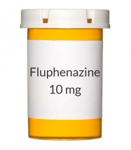 Fluphenazine 10mg Tablets