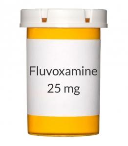 Fluvoxamine 25mg Tablets