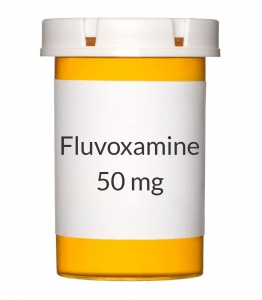 Fluvoxamine 50mg Tablets