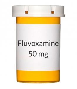Fluvoxamine 50mg Tablets