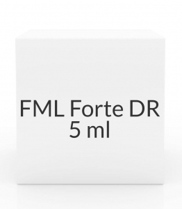 FML Forte DR 0.25% Eye Drops- 5ml