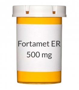 Fortamet ER 500 mg Tablets