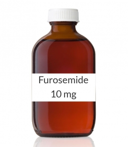 Furosemide 10mg/ml Solution (60ml Bottle)