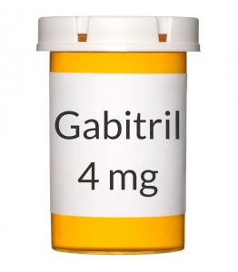 Gabitril 4mg Tablets