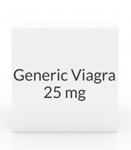 Generic Viagra 25mg Tablets