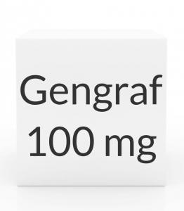 Gengraf 100mg Capsules - 30 Capsule box