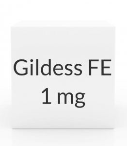 Gildess FE 1mg-20mcg (28 Tablet Pack)
