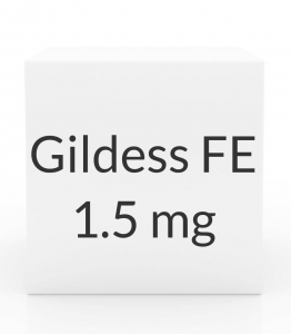 Gildess FE 1.5mg-30mcg (28 Tablet Pack)