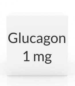 Glucagon 1mg Emergency Kit