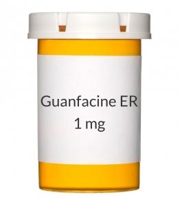 Guanfacine ER 1mg Tablets (Generic Intuniv)