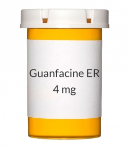 Guanfacine ER 4mg Tablets (Generic Intuniv)