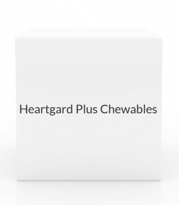 Heartgard Plus Chewables (For Dogs 1-25 lbs)-6 Tablet Pack(Blue)