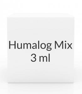 Humalog Mix 50/50 KwikPen 3 ml Cartridge - Box of 5 Cartridges