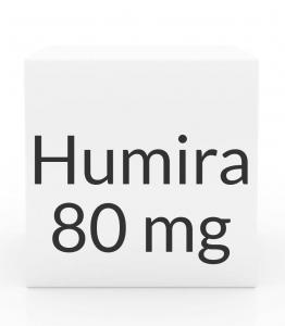 Humira 80mg/0.8ml Prefilled Syringe Kit - 2 Pen Pack