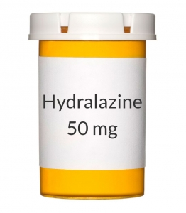 Hydralazine 50mg Tablets