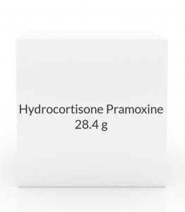 Hydrocortisone Pramoxine 1-2.5% Cream- 28.4g