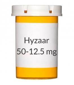 Hyzaar 50-12.5mg Tablets