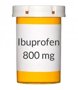 Ibuprofen 800mg Tablets