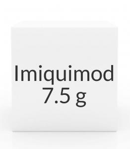 Imiquimod 3.75% Cream- 7.5g Pump