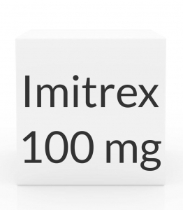 Imitrex 100mg Tablets (9 Tablet Pack)
