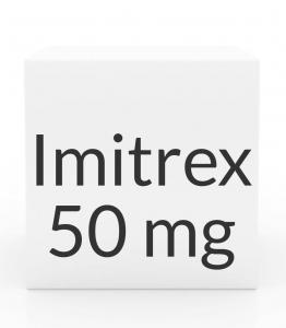 Imitrex (Sumatriptan) 50mg Tablets- 9 Tablet Pack