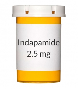 Indapamide 2.5mg Tablets