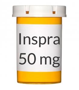 Inspra 50mg Tablets