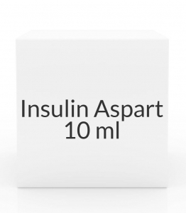 Insulin Aspart 100U/10ml (NovoLog) Multi Dose Vial
