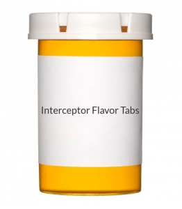 Interceptor Flavor Tabs (for Dogs 26-50 lbs or Cats 6.1-12 lbs) - 6 Month Pack - Vet Rx
