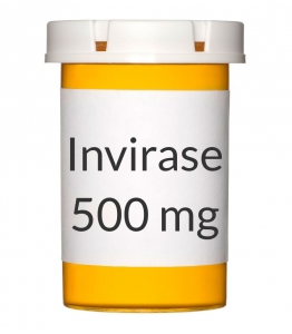 Invirase 500mg Tablets