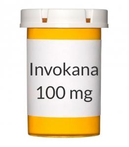 Invokana 100mg Tablets