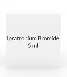 Ipratropium Bromide 0.02% Inhalation Solution -Pack of 30 x 2.5ml Vials