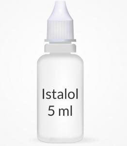 Istalol 0.5% Opthalmic Solution - 5 ml Bottle