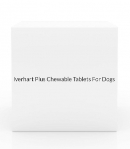 Iverhart Plus Chewable Tablets For Dogs 26-50 lbs (6 Month Pack)