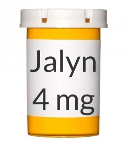 Jalyn 0.5-0.4mg Capsules