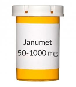 Janumet 50-1000mg Tablets