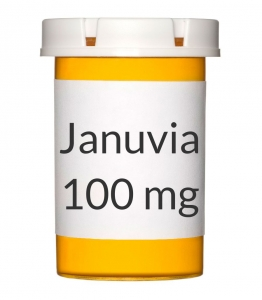 Januvia 100mg Tablets