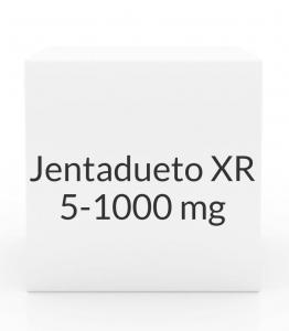 Jentadueto XR (Linagliptin / Metformin)  5-1000mg Tablets