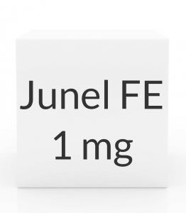 Junel FE 1mg-20mcg (28 Tablet Pack)