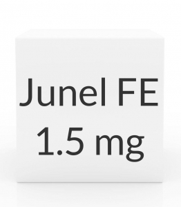 Junel FE 1.5mg-30mcg (28 Tablet Pack)