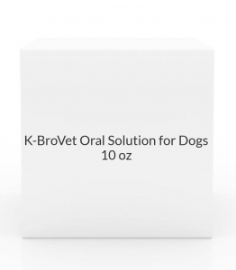 K-BroVet Oral Solution for Dogs- 10oz