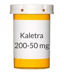 Kaletra 200-50mg Tablets