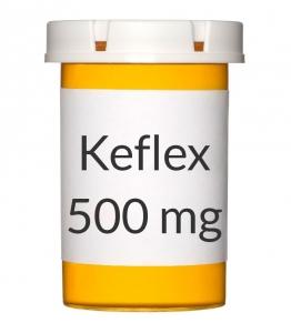 Keflex 500mg Capsules