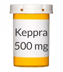 Keppra 500mg Tablets