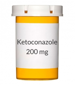 Ketoconazole 200mg Tablets