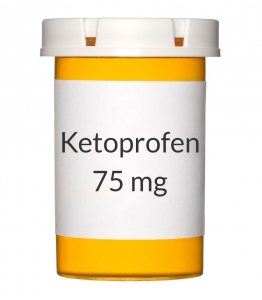 Ketoprofen  75mg  Capsules***MARKET SHORTAGE***DELAYED SHIPMENTS***EXPECTED RESTOCK DATE END OF JUNE 2015***