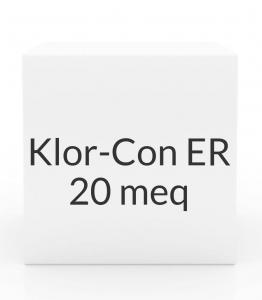 Klor-Con ER 20meq Tablet