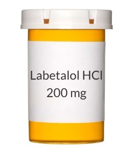 Labetalol HCl 200mg Tablets