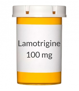 Lamotrigine 100 mg Tablets