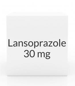 Lansoprazole 30mg ODT Tablet (Generic Prevacid)
